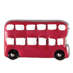 Picture of Double Decker Bus Charm