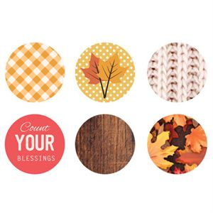 Picture of Fall Large Locket Backdrops